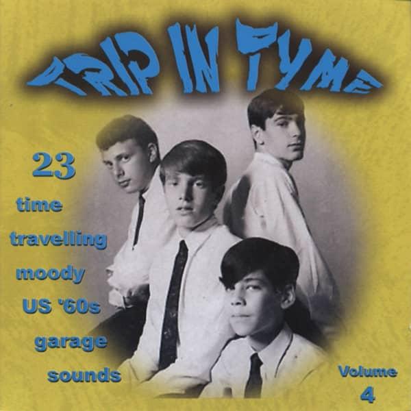 Vol.4, Trip In Tyme - 60s US Garage