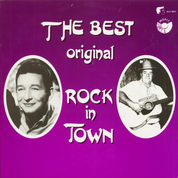 The Best Original Rock In Town (LP)