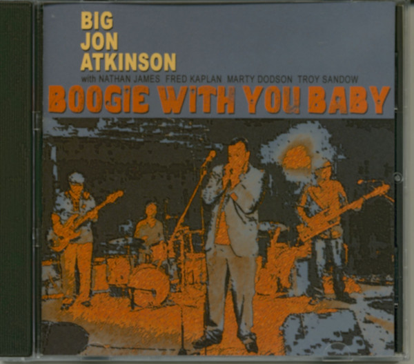 Boogie With You Baby (CD)