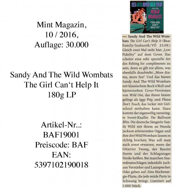 SandyAndTheWildWombats_MintMagazin_10-2016