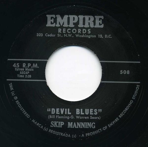 Devil Blues - Ham & Eggs 7inch, 45rpm