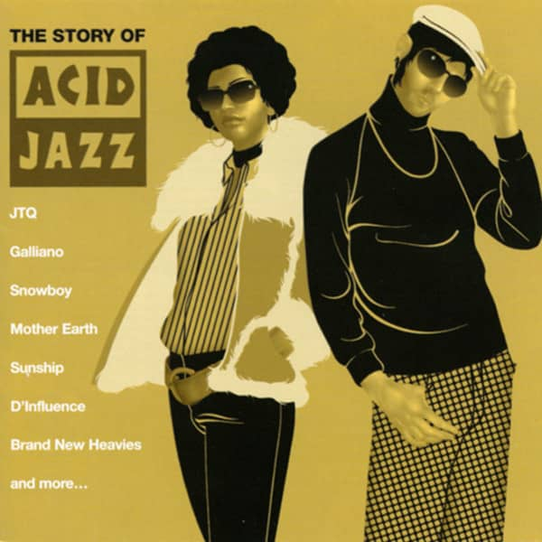 Acid Jazz - The Story Of 2-CD