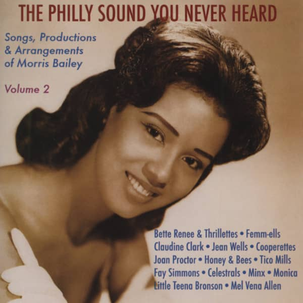 Vol.2, Philly Sound You Never Heard