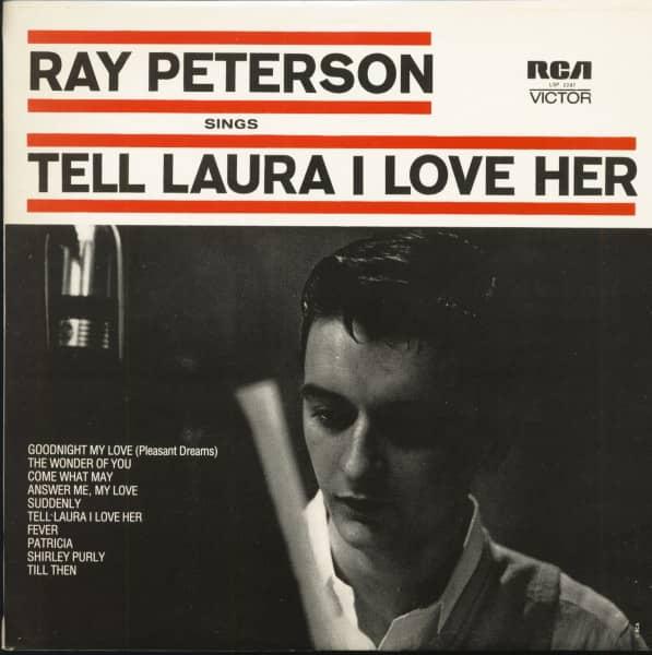 Tell Laura I Love Her (LP)