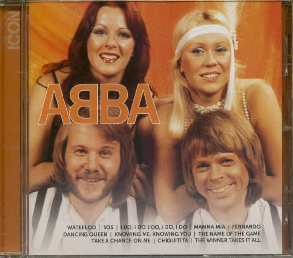ABBA - Icon Series (CD)