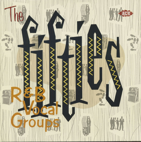The Fifties R&B Vocal Groups