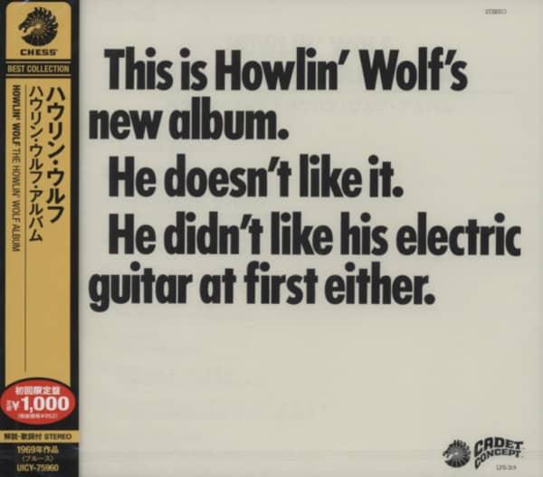 Howlin' Wolf Album