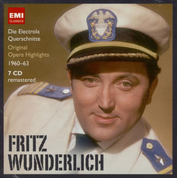 Electrola Querschnitte 1960-63 (7-CD)