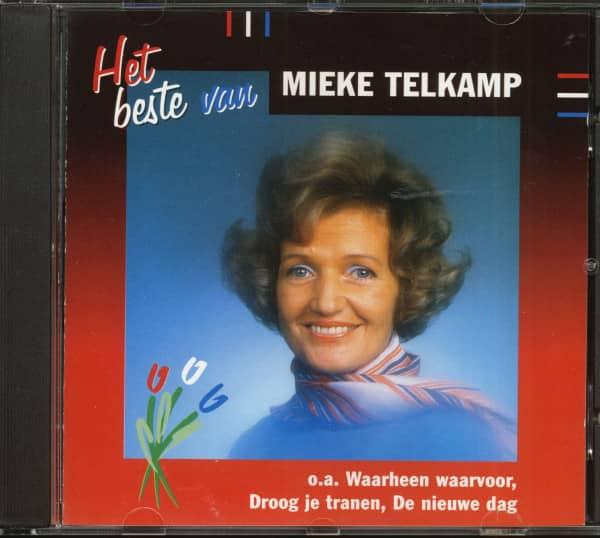 Het beste van Mieke Telkamp (CD)
