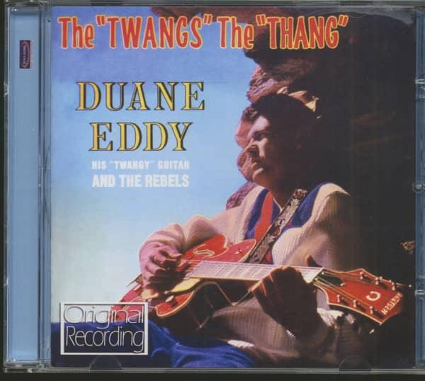The Twang's The Thang (CD)