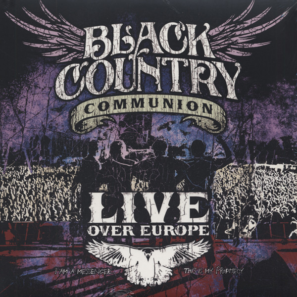 Live Over Europe (2-LP)