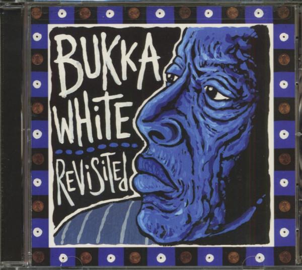 Bukka White Revisited (CD)