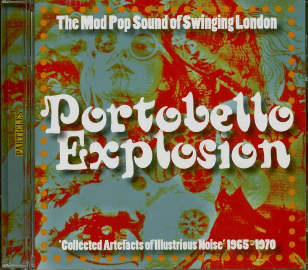Portobello Explosion (CD)