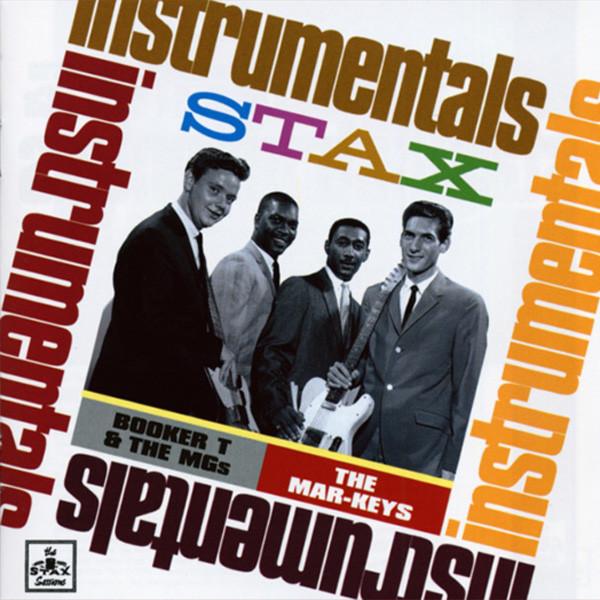 Stax Instrumentals (Booker T.& Mar-Keys)