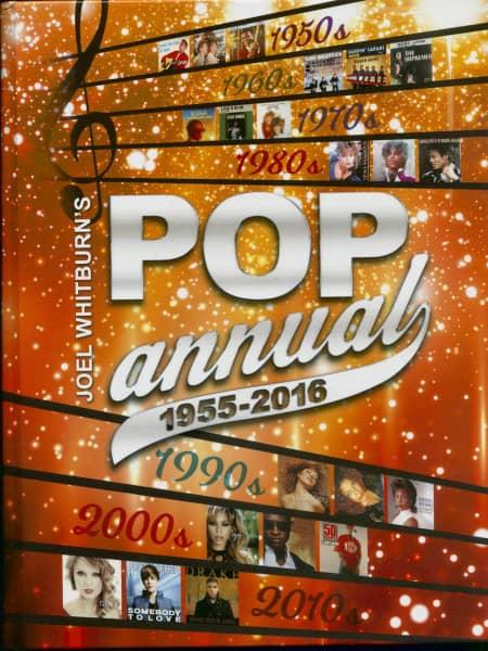 Joel Whitburn's Pop Annual 1955-2016