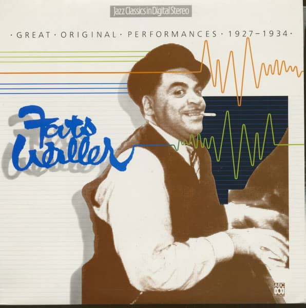 Fats Waller And his Rhythm - 1927 To 1934 (LP)