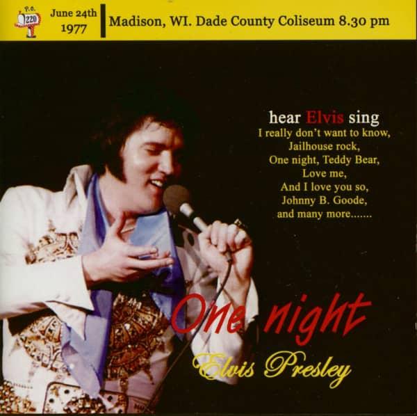 One Night (CD)