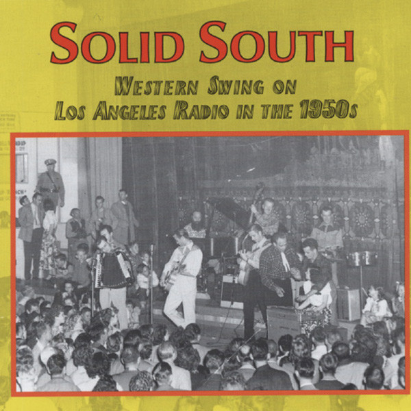 Solid South Western Swing On L.A.Radio 1950s