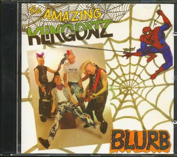 Blurb (CD)