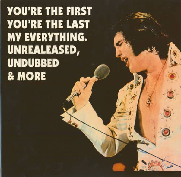 You're The First, You're The Last, My Everything - unreleased, undubbed & more (LP)
