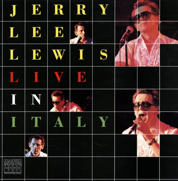 Live In Italy (LP)