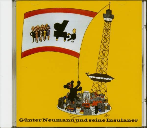 Günter Neumann und seine Insulaner (CD)