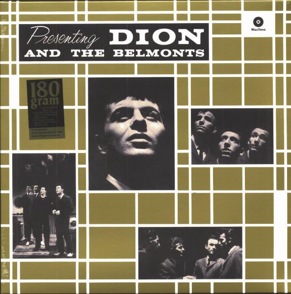 Presenting Dion And The Belmonts (LP, 180g Vinyl, Ltd.)