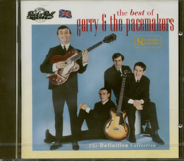 The Best Of Gerry & The Pacemakers - The Definitive Collection (CD)