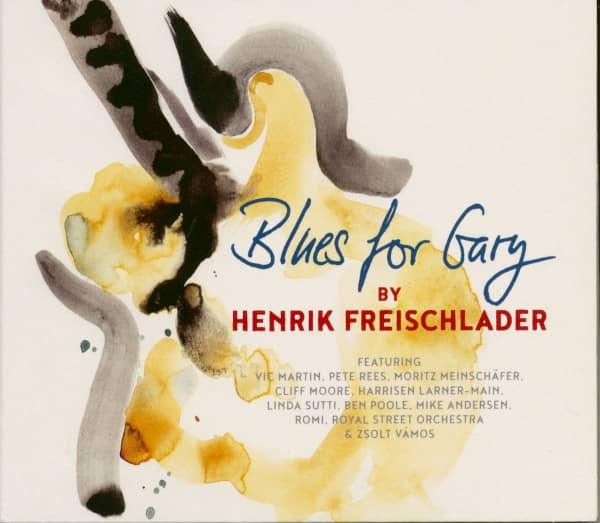 Blues For Gary (CD)