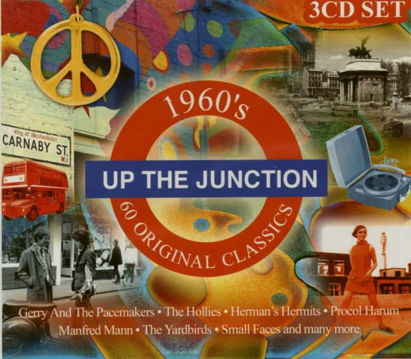 Up The Junction - 1960's Classics (3-CD)