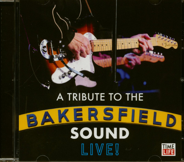 A Tribute To The Bakersfield Sound - Live (CD)