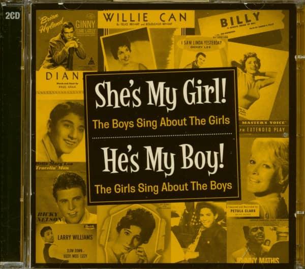 She's My Girl! He's My Boy! (2-CD)