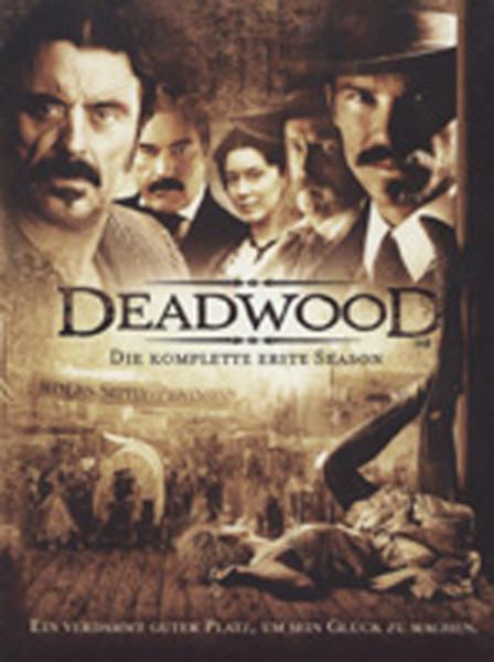 Deadwood - Season 1 (4-DVD)(2)