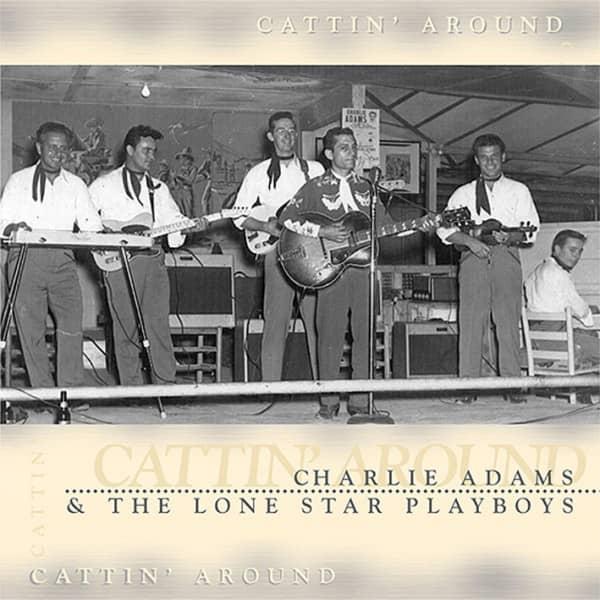 Cattin' Around (1950-56)