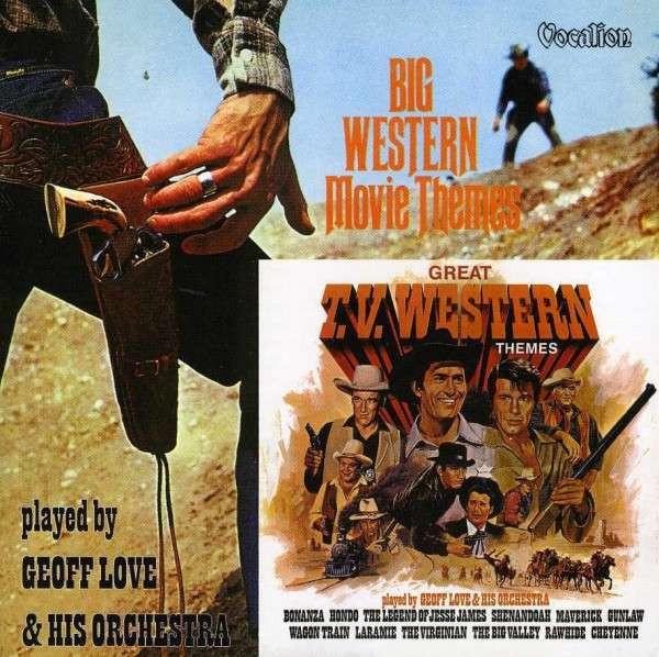Big Western Movie Themes & Great TV Western Themes