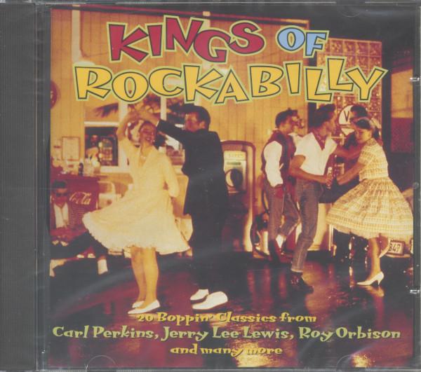 Kings Of Rockabilly (CD)