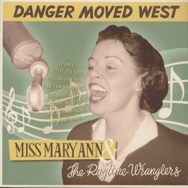 Danger Moved West (LP)