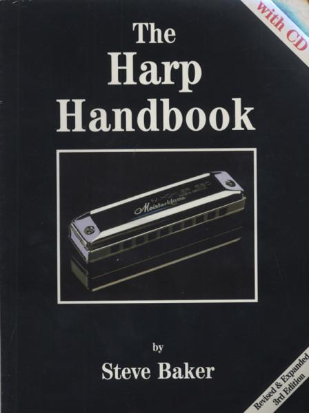 The Harp Handbook (Buch+CD)