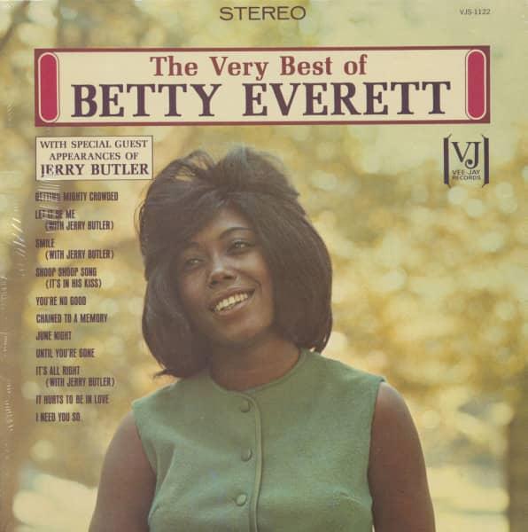 The Very Best Of Betty Everett (LP)
