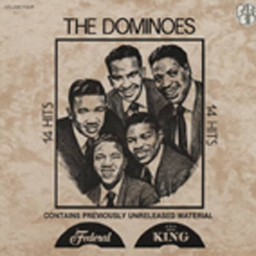 14 Hits - The Dominoes, Vol. 4 (LP)