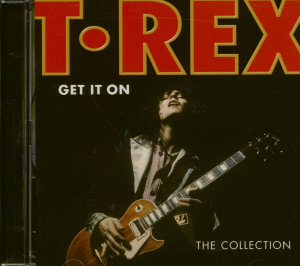 Get It On - The Collection (CD)