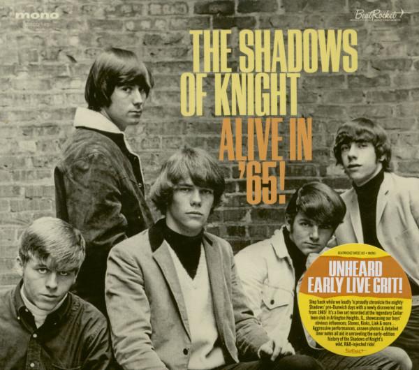 Alive In '65 (CD)