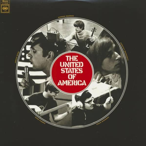 United States Of America - Mono (LP)