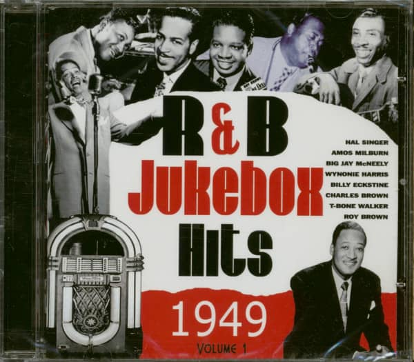 R&B Jukebox Hits 1949 - Vol.1 (CD)
