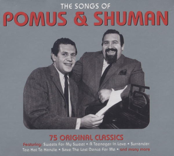 Songs Of Pomus & Shuman (3-CD)
