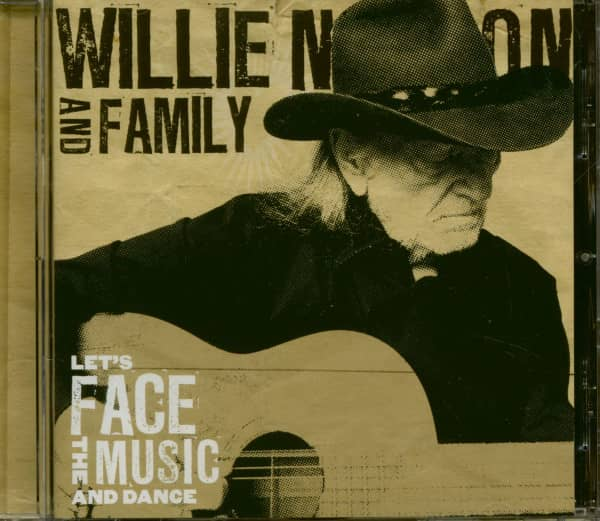 Let's Face The Music And Dance (CD)