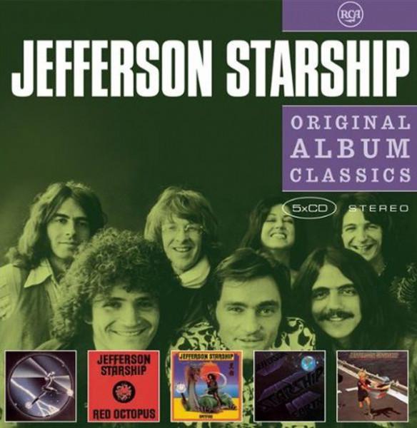 Original Album Series 1974-79 (5-CD Slipcase)