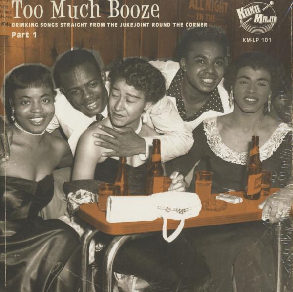Too Much Booze (LP)