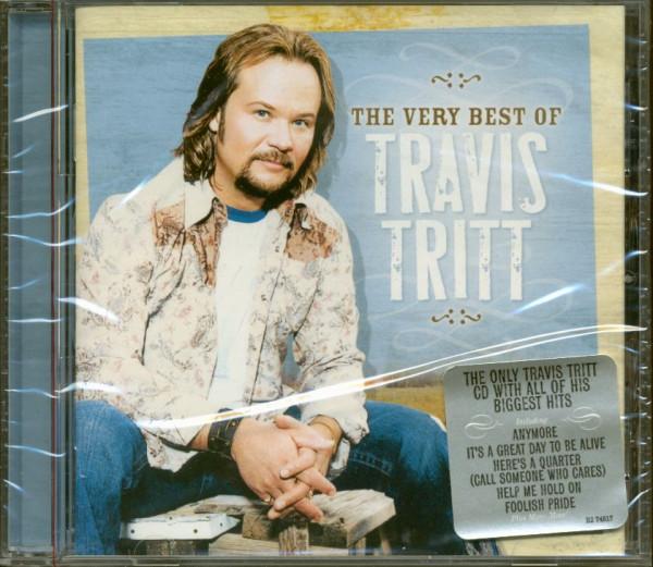 The Very Best Of Travis Tritt (CD)