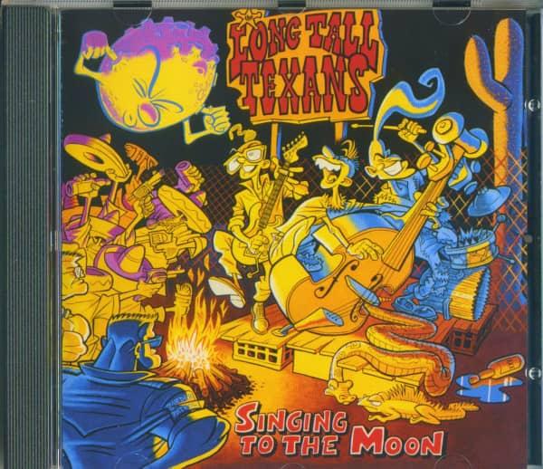 Singing To The Moon (CD Album)